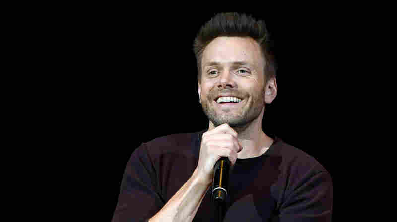 Joel McHale performs at the Treasure Island Hotel & Casino on May 26, 2017, in Las Vegas.