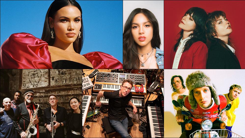 The Best Music Of May: NPR Staff Picks