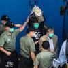 Honkongas demokrātiju atbalstošie līderi izsniedz ieslodzījuma vietas par 2019. gada protestu