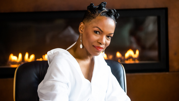 After more than a decade away from the recording studio, Nnenna Freelon returns with Time Traveler, an album she describes as a love letter to her late husband.