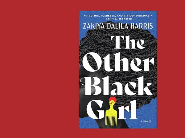 The Other Black Girl, by Zakiya Dalila Harris