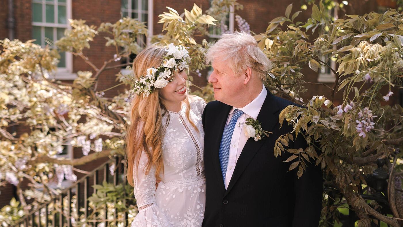 Boris Johnson Marries Fiancée Carrie Symonds In Private Wedding – NPR