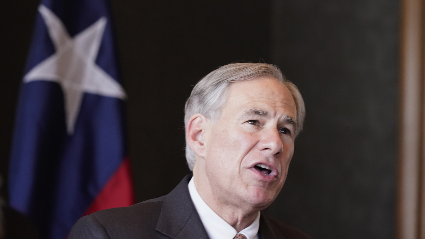 Republican Governor Of Texas Threatens To Withhold Lawmakers' Pay – NPR