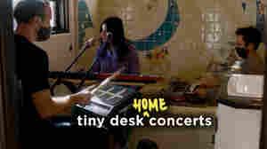 Buzzy Lee: Tiny Desk (Home) Concert