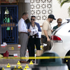 Search underway for the masked suspects who killed 2 and wounded 21 at a Miami concert