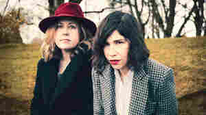 Sleater-Kinney Joined NPR Music's Listening Party For 'Path Of Wellness'
