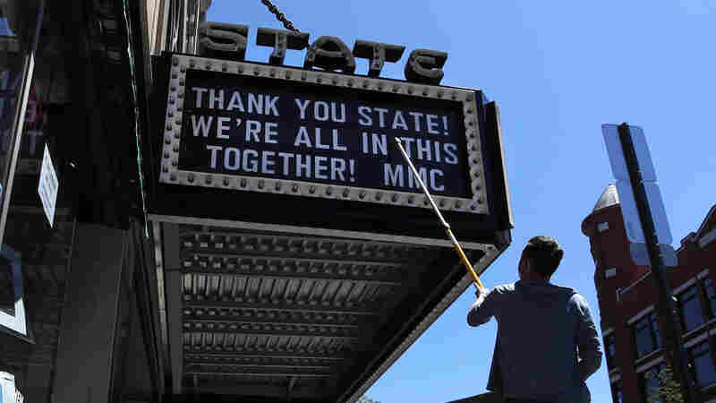 As Grants For Shuttered Venues Trickle Out, Many Owners Are Still Waiting