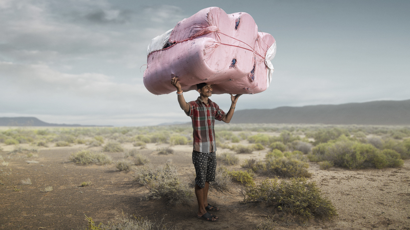 PHOTO WINNERS: We All Carry A Heavy Load But Let's Not Forget Moments Of Joy