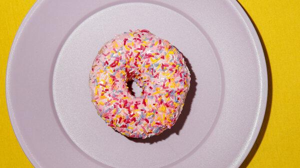 Thursday was National Doughnut Day.