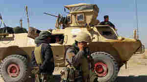 The Taliban Are Getting Stronger In Afghanistan As U.S. And NATO Forces Exit
