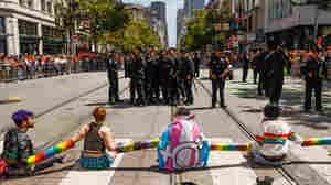 Kink, Cops And Corporations At Pride? Plus, Natalie Morales On 'Plan B'