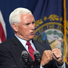 Pence distanced himself from Trump in the January 6 Uprising
