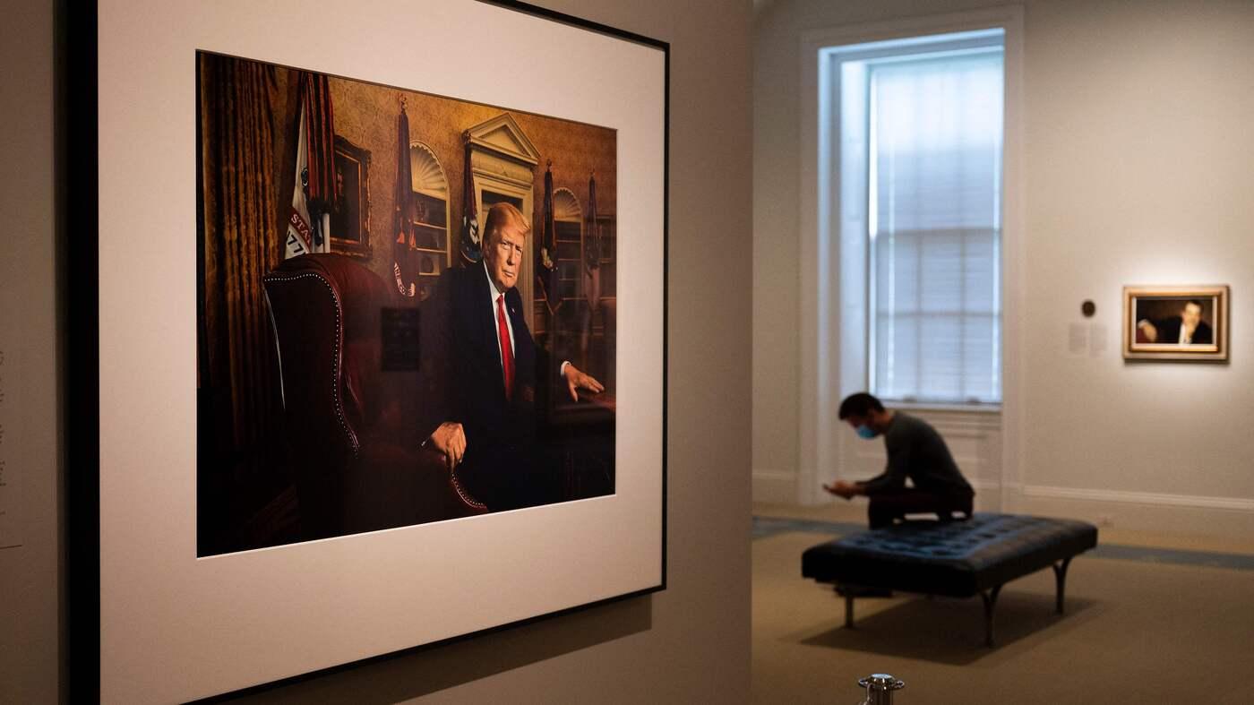 Keeping Up Election Lie Trump Returns To Political Arena – NPR