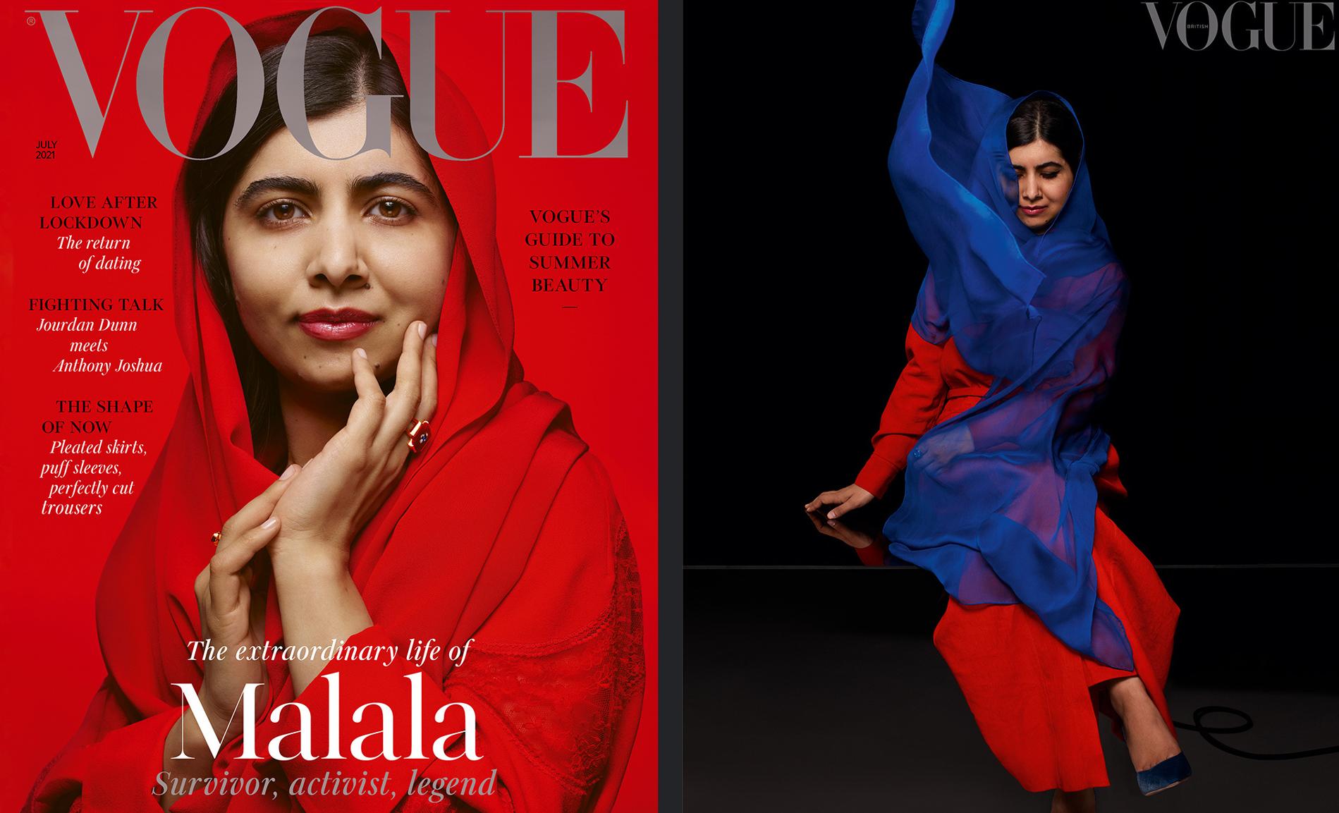 Puzzle of Malala