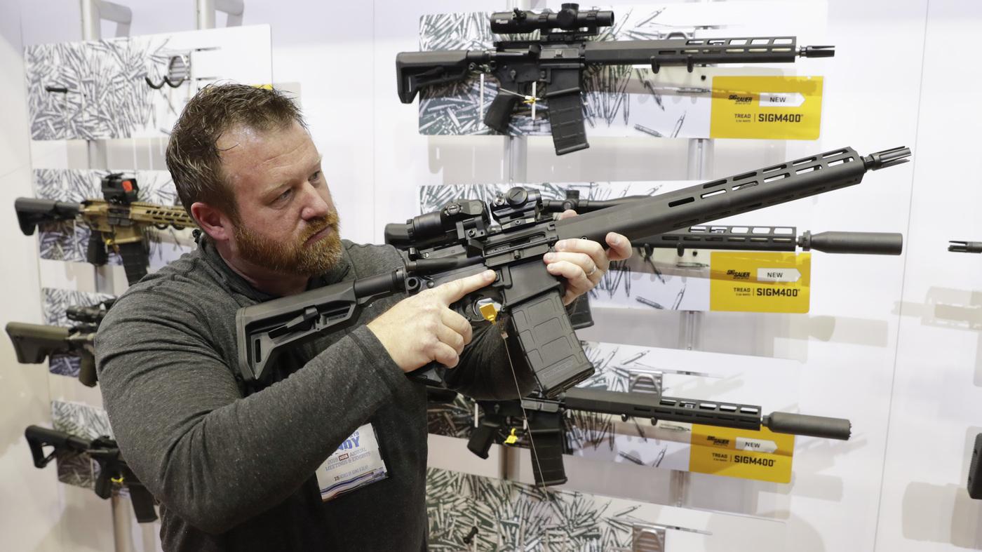 'Ordinary Popular' Guns Protected By Second Amendment California Judge Rules – NPR