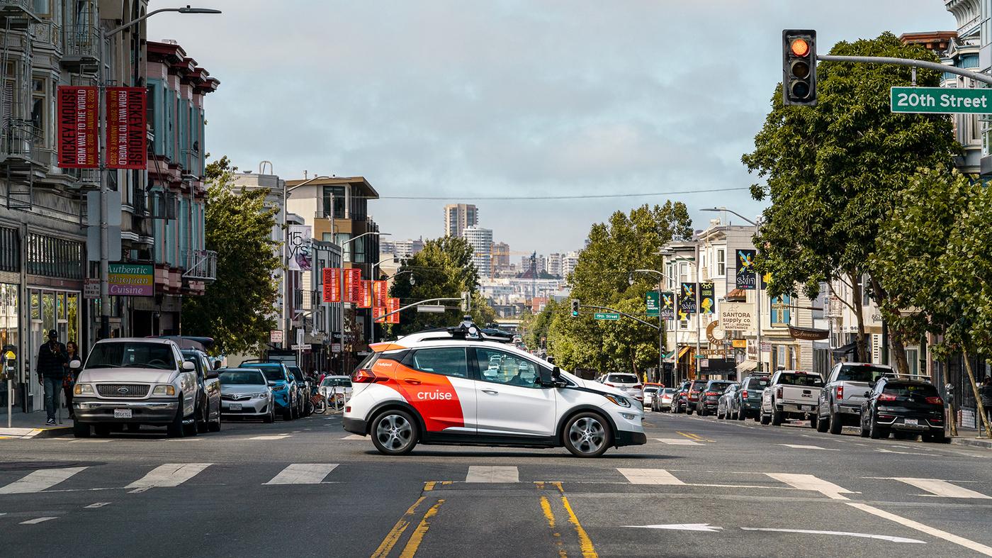 California Approves Pilot Program For Driverless Rides – NPR