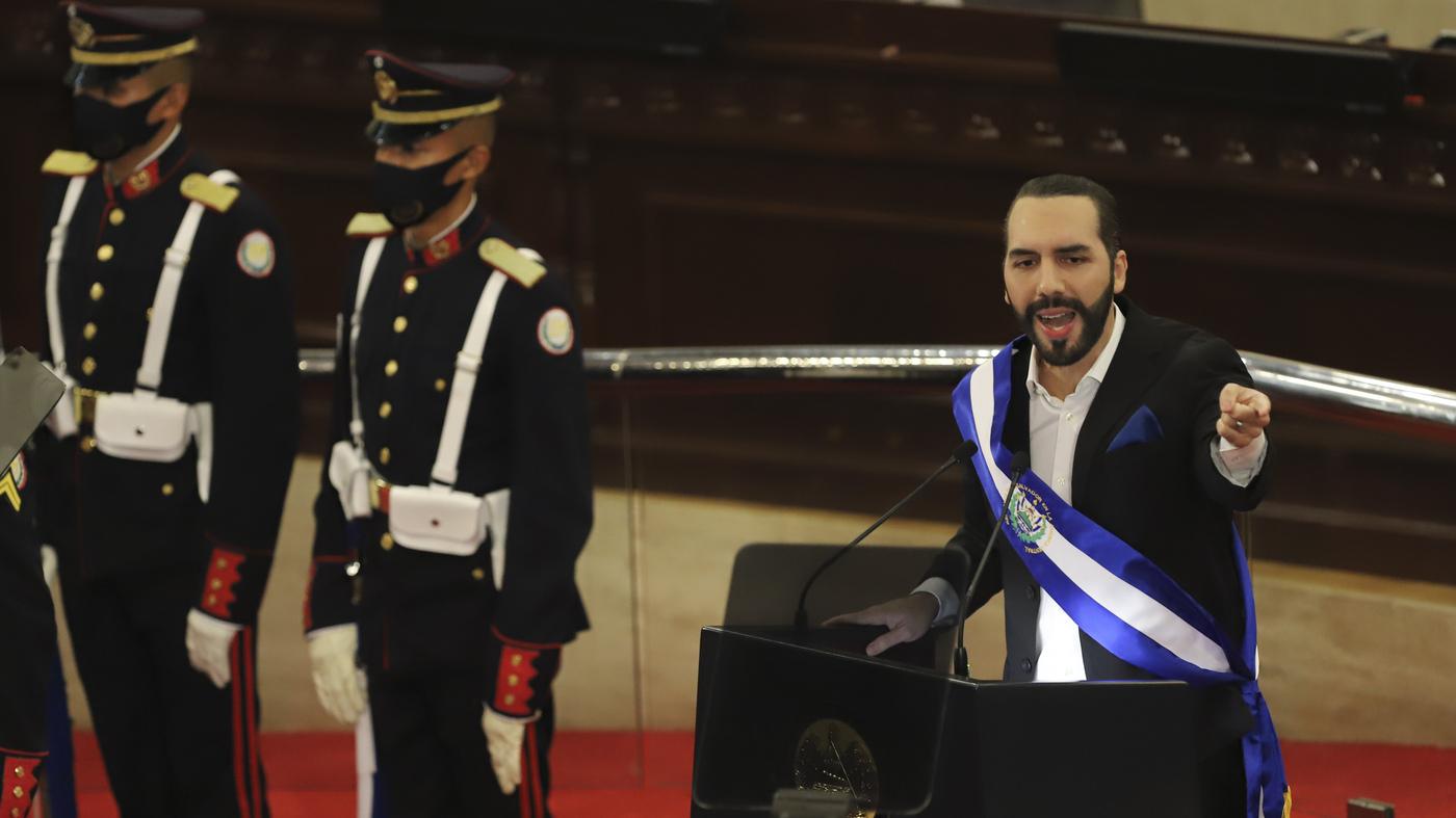 El Salvador President Proposes Using Bitcoin as Legal Offer: NPR
