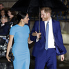 Megan and Prince Harry greet their second child, Lilibet
