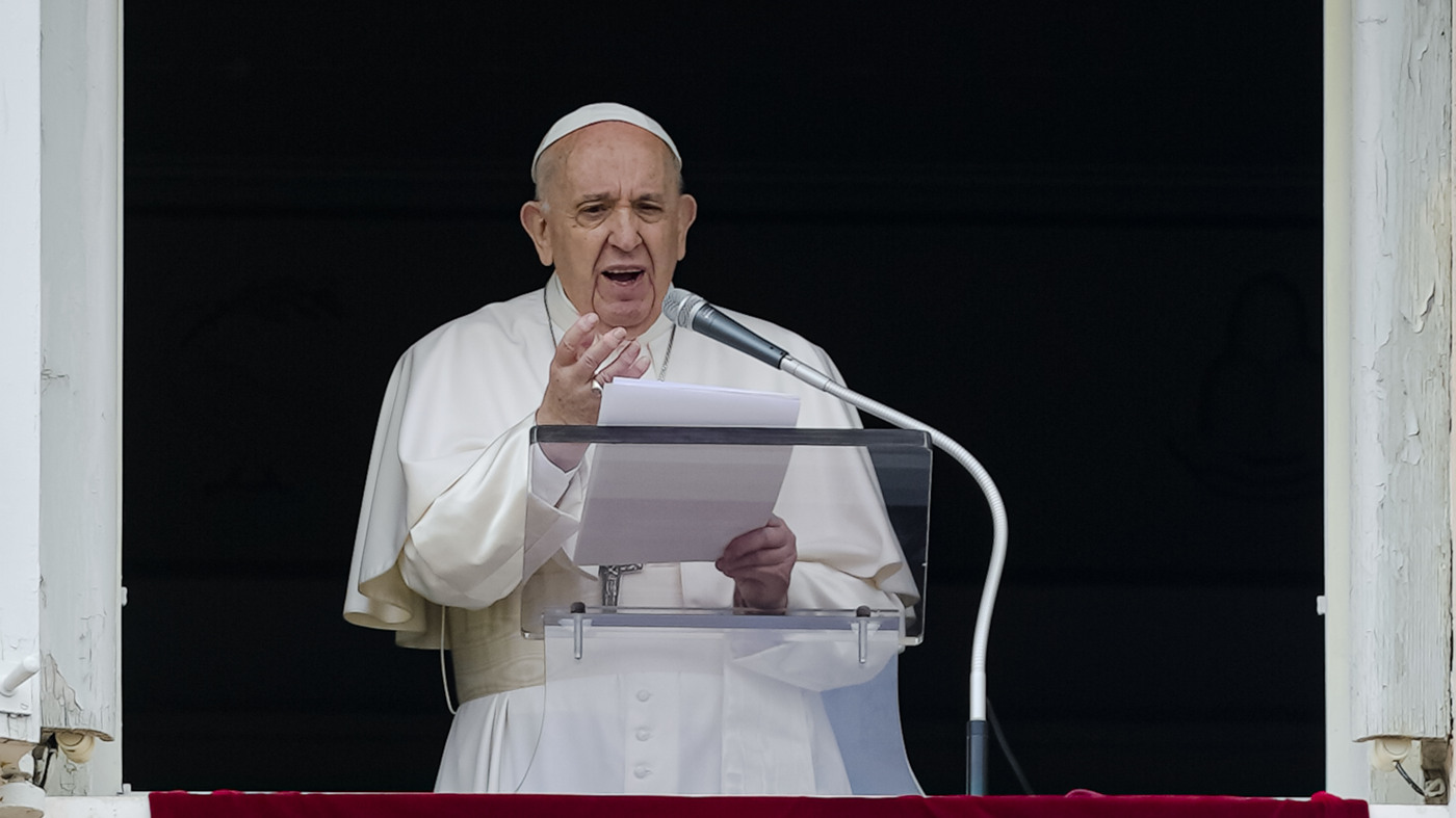 Pope Francis Expresses Sorrow But No Apology For Indigenous School Deaths In Canada – NPR