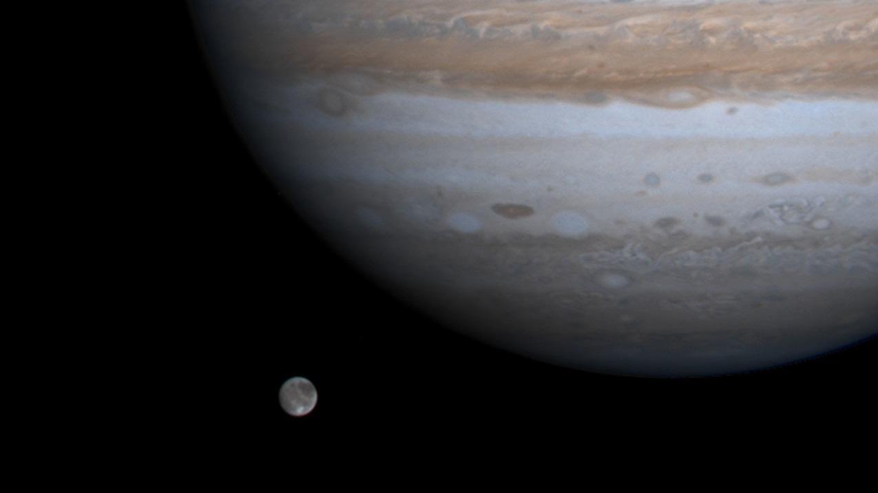 NASA's Juno To Fly By Jupiter's Moon Ganymede – NPR