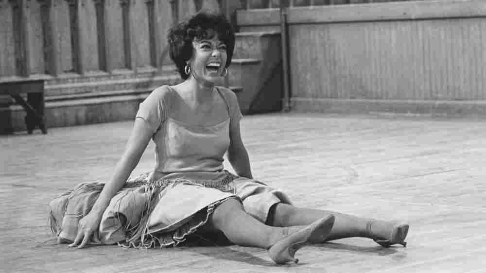 Rita Moreno On 'West Side Story' And Becoming The Role Model She Needed
