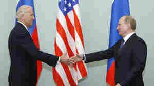 Biden Backs Ukraine Ahead Of His Summit Meeting With Putin
