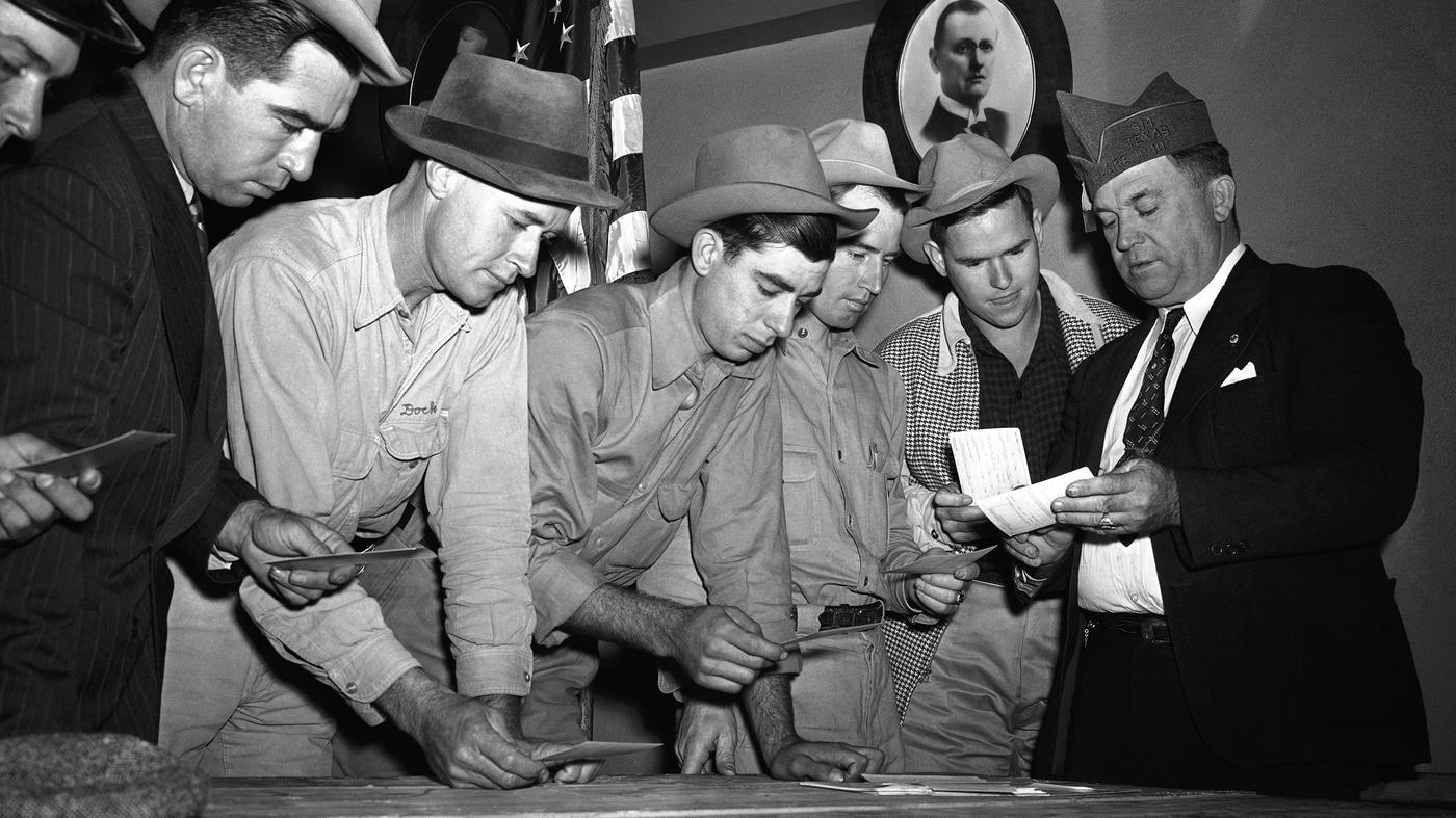 Supreme Court Won't Hear Challenge To Men-Only Draft Registration – NPR