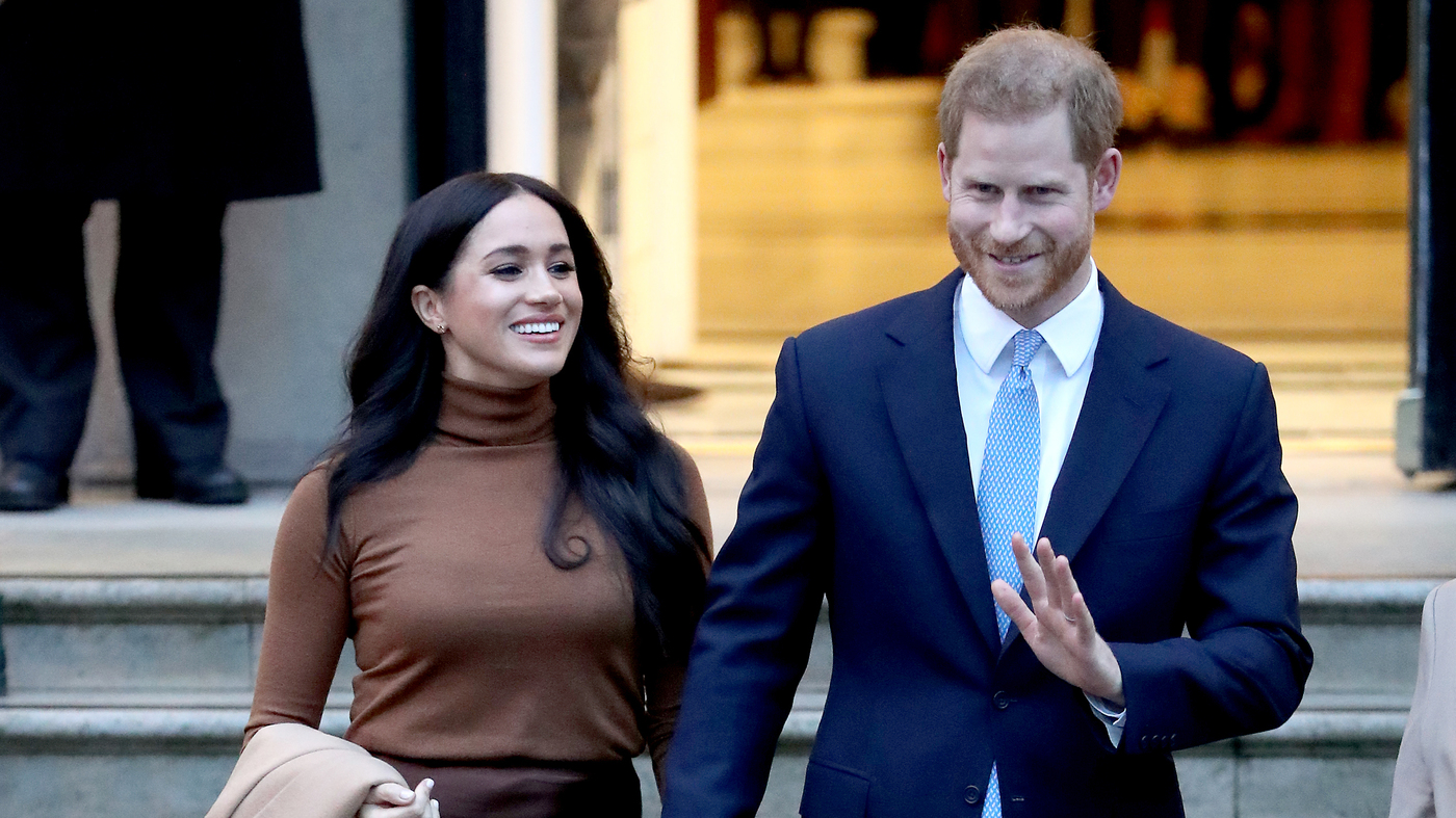 Lilibet Diana: Meaning of Meghan and Harry's Daughter's Name – NPR
