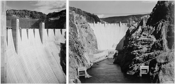 As the West grew, states divided up water held behind the Hoover Dam, outside Las Vegas, but they allocated more water than the Colorado River typically provides on average.