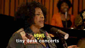 Merry Clayton: Tiny Desk (Home) Concert