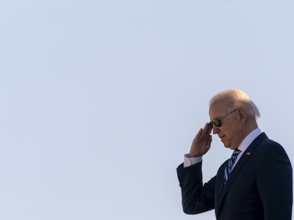 Biden is heading out on his first trip abroad — as president — but he's met most of the world leaders he will talk with in Europe before, including Russian President Vladimir Putin. (Andrew Harnik/AP)
