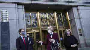 Biden DOJ Plans To Continue To Defend Trump In E. Jean Carroll's Defamation Lawsuit