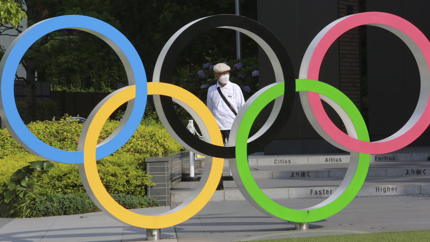 U.S. Lowers The Travel Risk Rating For Japan Where COVID Still Shadows The Olympics – NPR