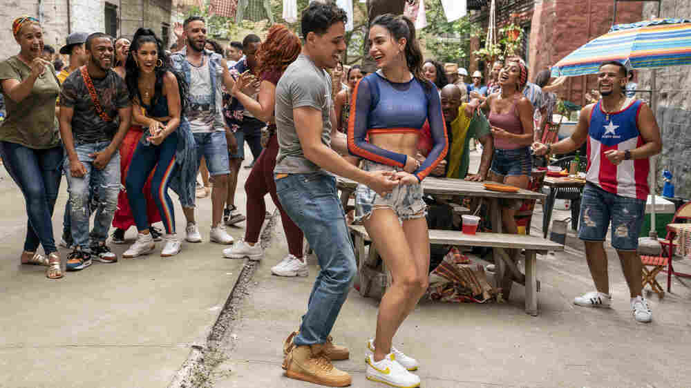 'In The Heights' Is A Spirited, Socially Undistanced, Summer Crowd Pleaser