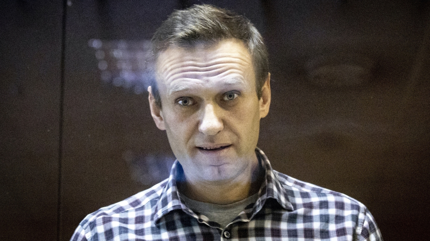 A Russian court has banned groups linked to Putin's opponent Alexei Navalny: NPR