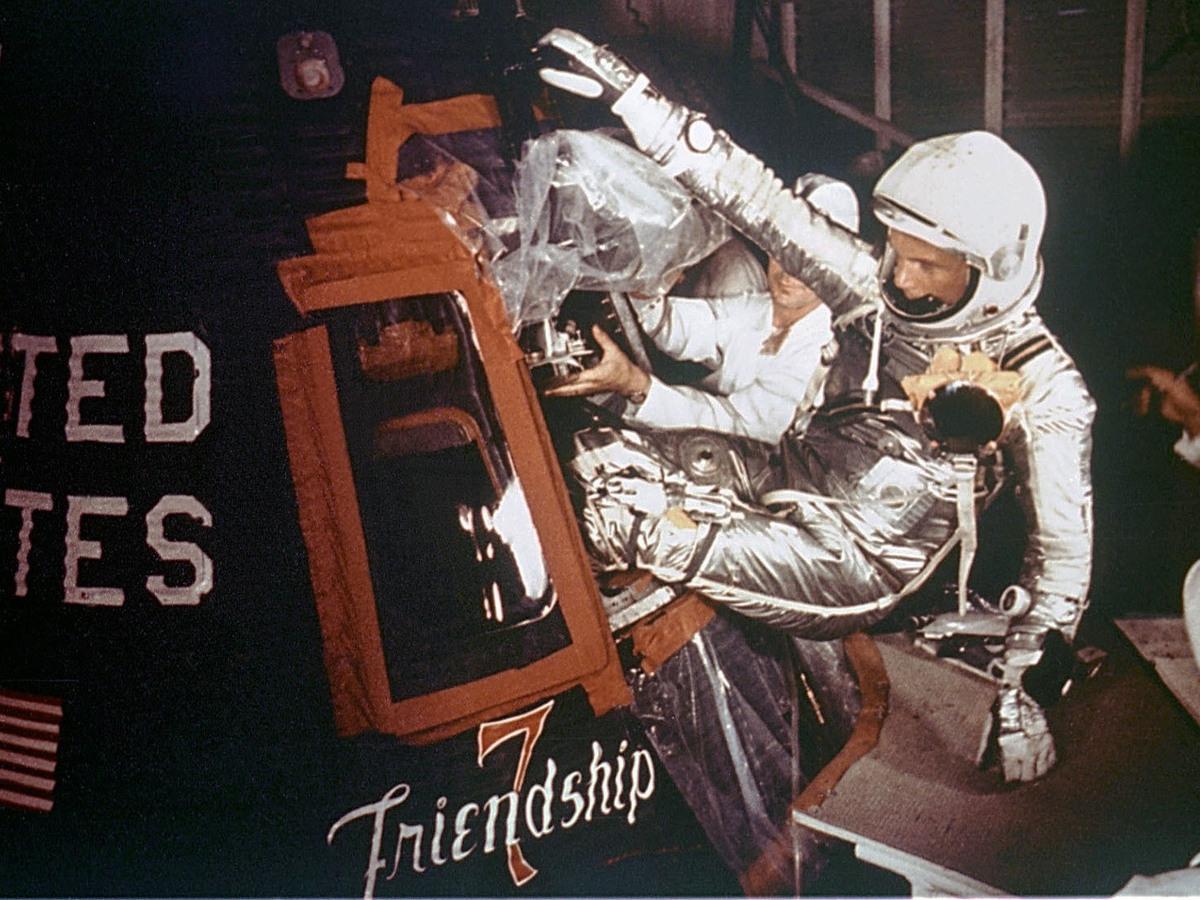 - gettyimages 907419 a3fe7df26f8f8798c85e518d0869e692e10690b9 s1200 - How Cold War Fears Helped Launch America's Early Space Program : NPR