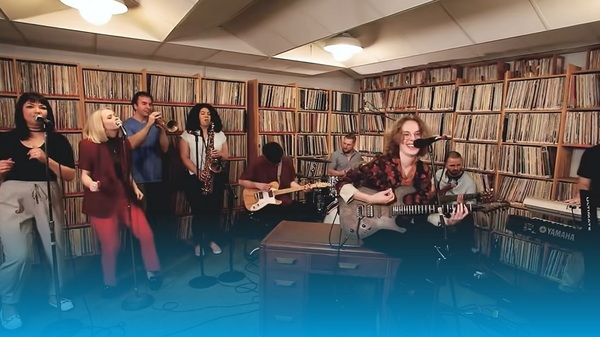 Raine Stern entered the 2021 Tiny Desk Contest with the song