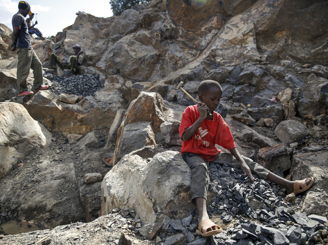 Child labor is increasing for the first time in 20 years.  The pandemic could make matters worse.  : NPR