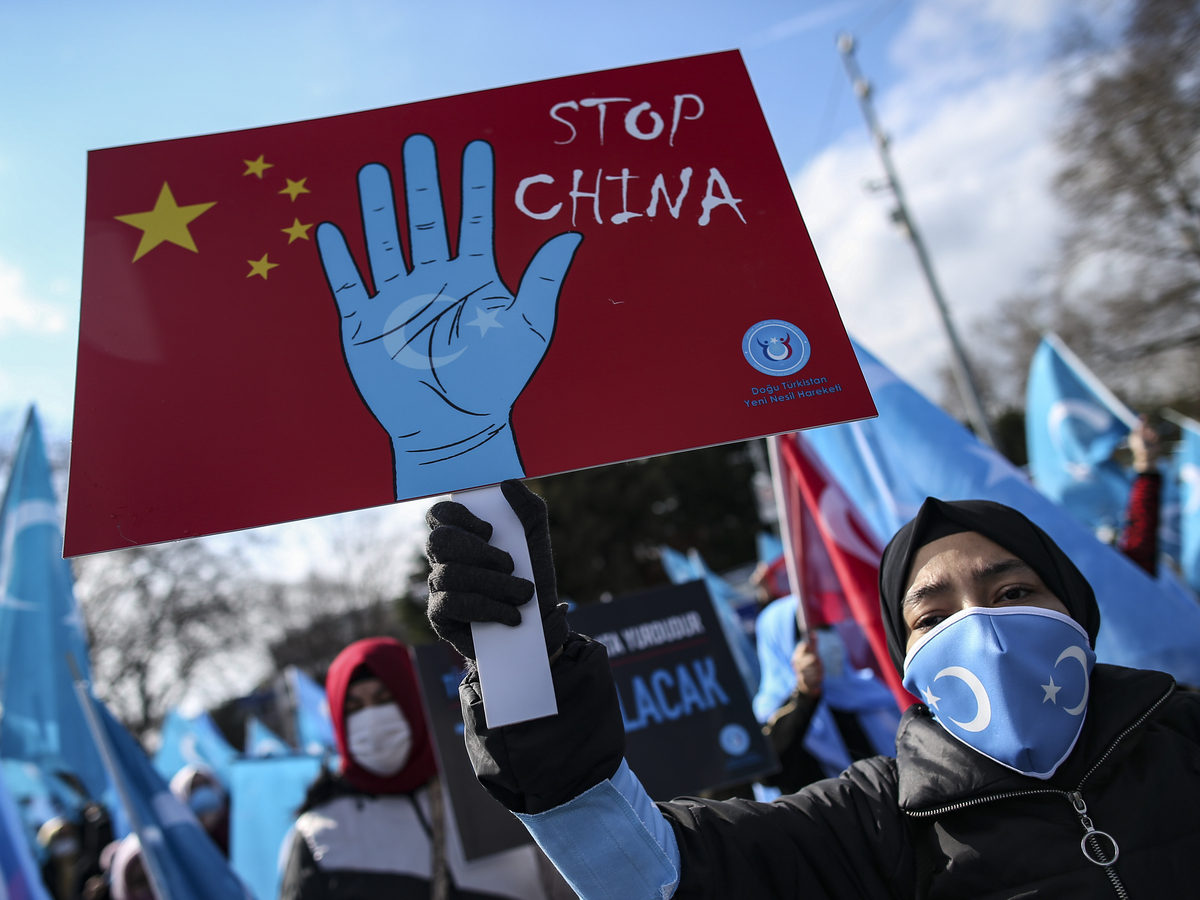 New report details firsthand accounts of torture of Uyghur Muslims in China: NPR