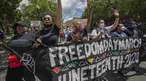 Companies Making Juneteenth A Paid Holiday Say It's The Right Thing To Do