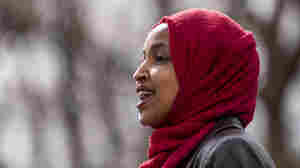 Omar Is Forced To Clarify After Democrats Say She Equated U.S., Israel With Terrorists