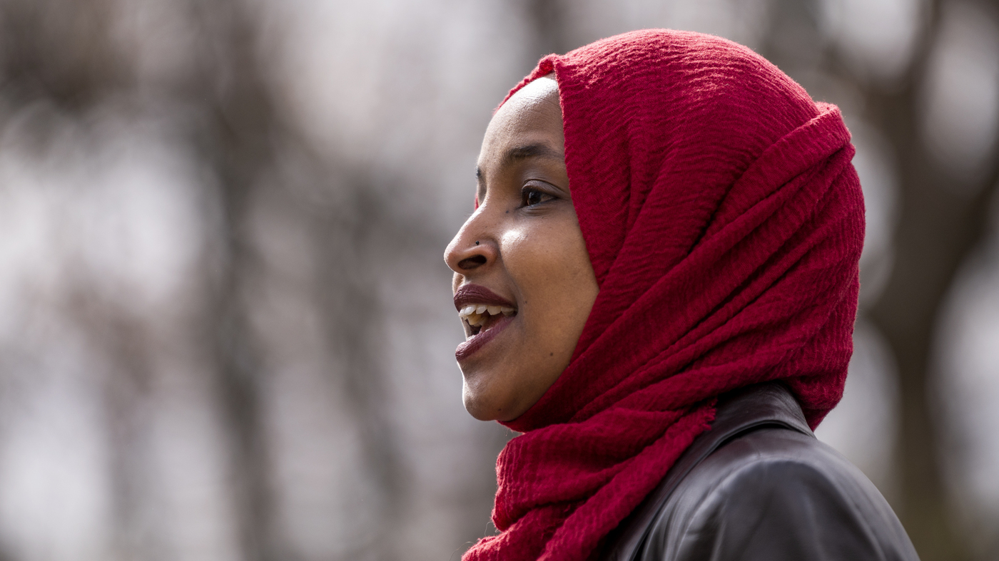 Omar Is Forced To Clarify After Democrats Say She Equated U.S. Israel With Terrorists – NPR