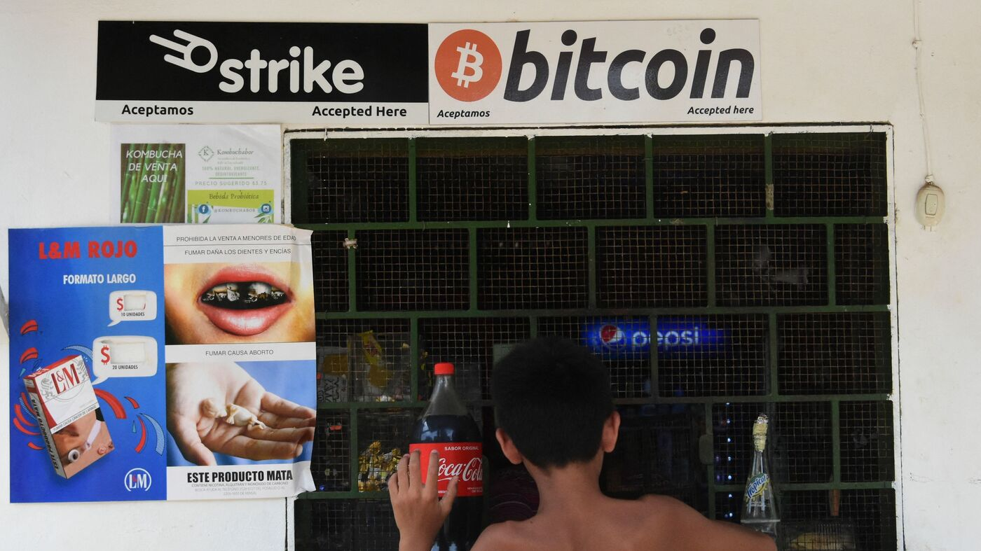 El Salvador Will Use Volcanic Energy To Mine Bitcoin – NPR