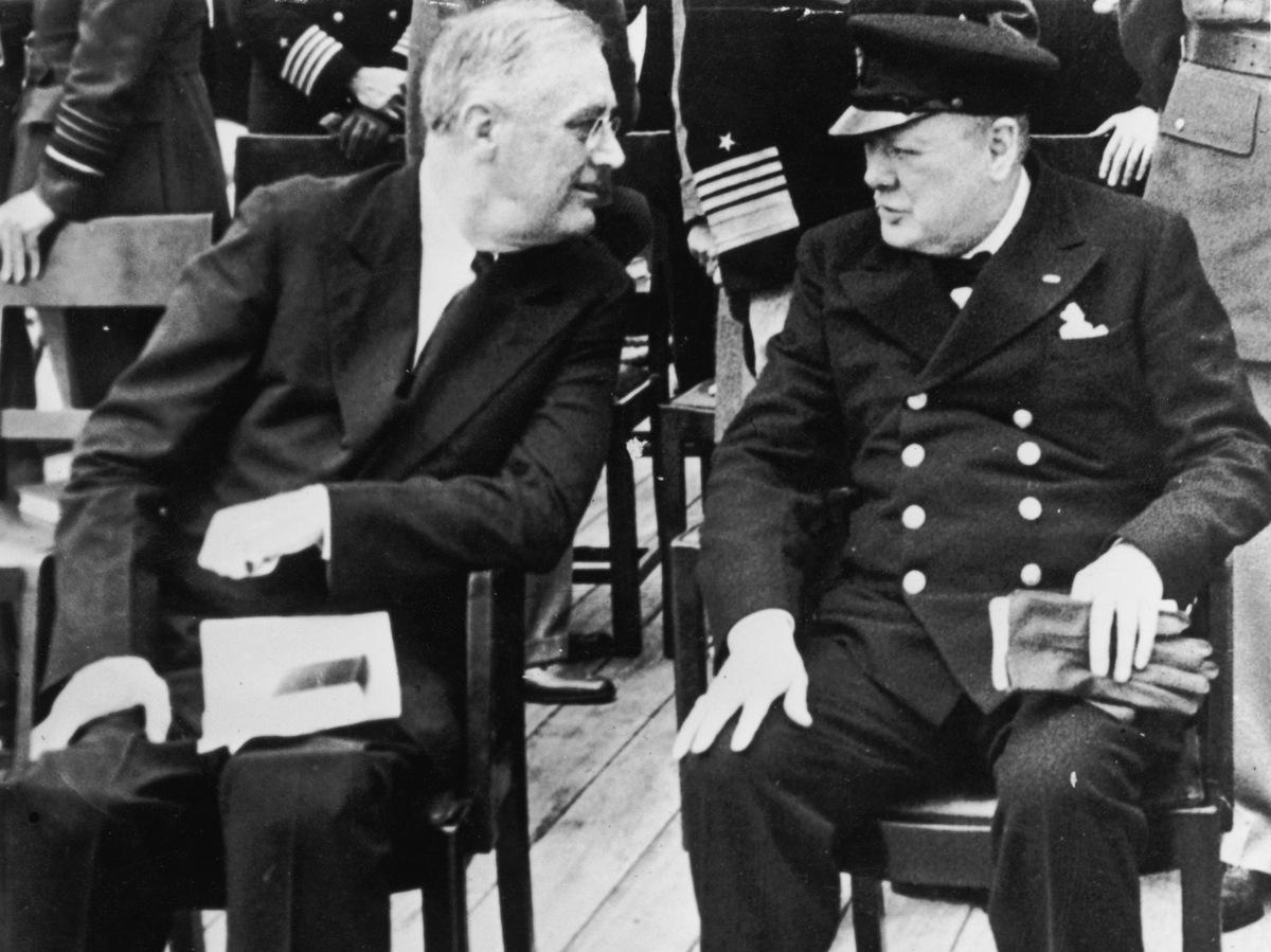 Biden and Boris Johnson sign Atlantic charter just like FDR and Churchill: NPR