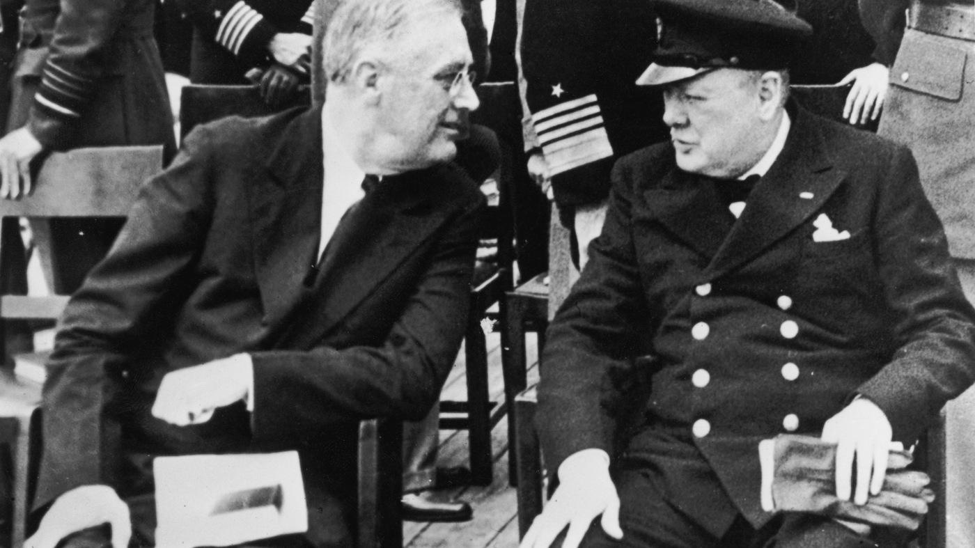 Biden And Boris Johnson Sign Atlantic Charter Just Like FDR And Churchill - NPR