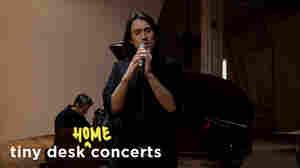 Joseph Keckler: Tiny Desk (Home) Concert