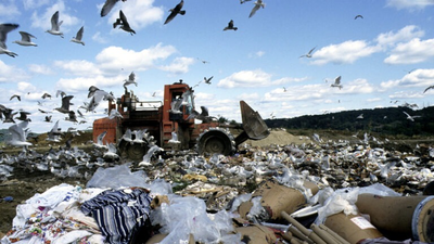 Maryland Landfills Emit Four Times More Greenhouse Gases Than Reported