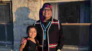 A Hopi Artist Grapples With His Complicated Legacy And Learns To Be A Better Father