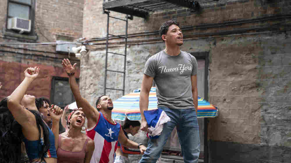 'In the Heights' Explodes With Joy