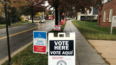 D.C. Council Once Again Considers Letting Non-Citizens Vote In Local Elections
